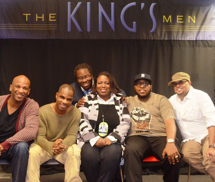 The King's Men Tour: Donnie McClurkin Interviews Dr. Marvin L. Sapp, Kirk Franklin and Israel Houghton (Video)