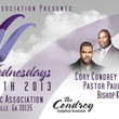 Condrey Evangelistic Association Training Center: Worship Wednesday – Pastor Paula White, Wess Morgan, Bishop Kibby Otoo, and Kevin Levar