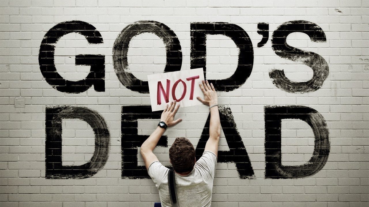 God's Not Dead (Movie Trailer)