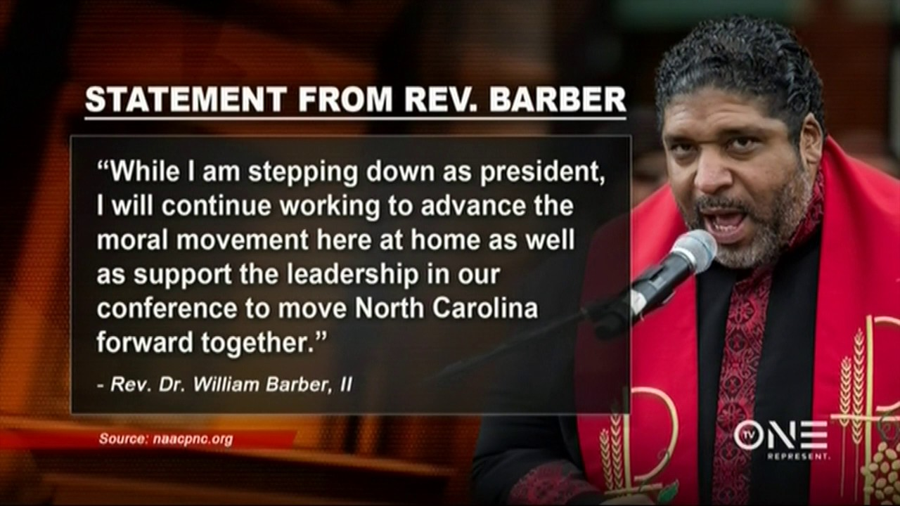 Rev. Barber To Step Down From NC NAACP, Join 'Poor People's Campaign'