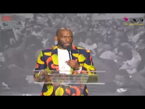 Pastor Jamal Bryant – I don't want another no