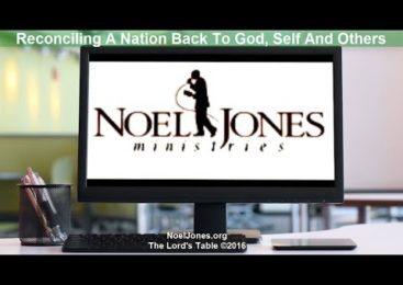 Bishop Noel Jones   The Living Water