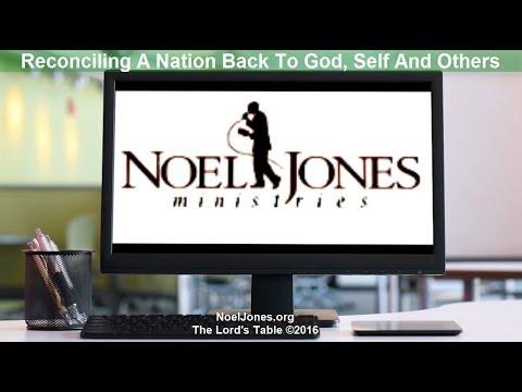 Bishop Noel Jones | The Living Water