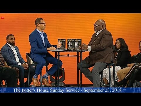 T.D. Jakes 2018, Miles McPherson – We have to fight for justice for everyone – Sep 23, 2018