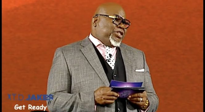 TD Jakes The Lord Is My Shepherd – The Potter's House Sep 9