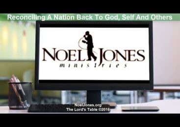 Bishop Noel Jones | The Cross