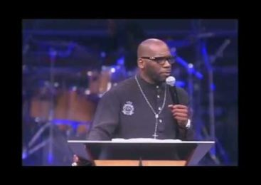 "Dr. Jamal Harrison Bryant | ""I'm glad it didn't work out"" 